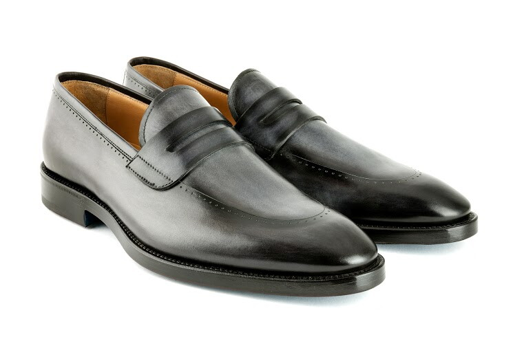 Лоферы Sutor Mantellassi  LOAFER VASHETTA/BLACK